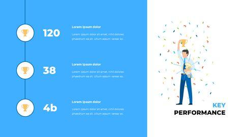 블루 비즈니스 일러스트레이션 피치덱 비즈니스 파워포인트 템플릿_05