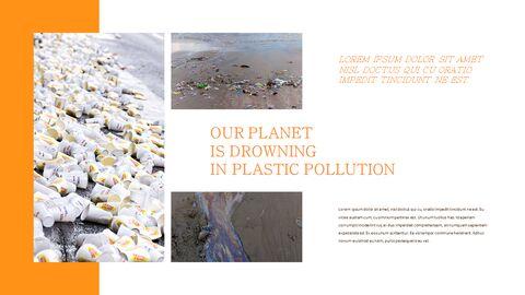 플라스틱 오염이 증가하고 있습니다 슬라이드 템플릿_04