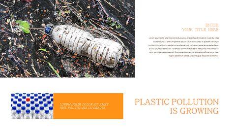 플라스틱 오염이 증가하고 있습니다 슬라이드 템플릿_07