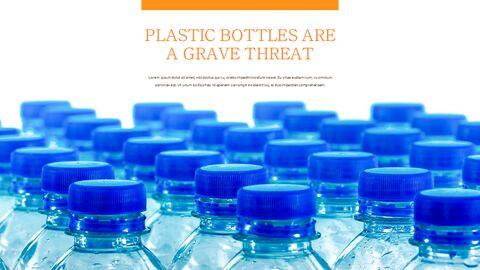 플라스틱 오염이 증가하고 있습니다 슬라이드 템플릿_08