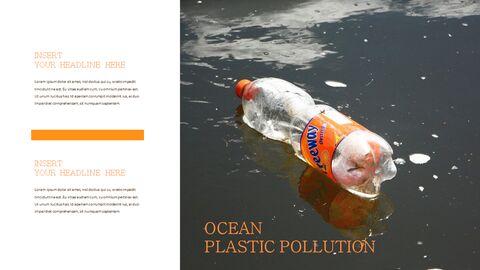 플라스틱 오염이 증가하고 있습니다 슬라이드 템플릿_09