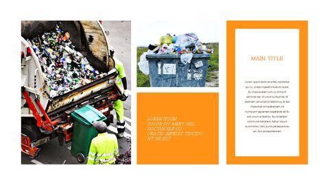 플라스틱 오염이 증가하고 있습니다 슬라이드 템플릿_10