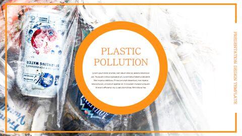 플라스틱 오염이 증가하고 있습니다 슬라이드 템플릿_13
