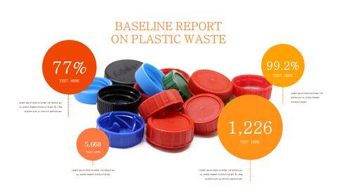 플라스틱 오염이 증가하고 있습니다 슬라이드 템플릿_16