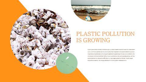 플라스틱 오염이 증가하고 있습니다 슬라이드 템플릿_18