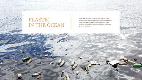 플라스틱 오염이 증가하고 있습니다 슬라이드 템플릿_21