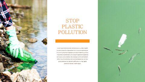 플라스틱 오염이 증가하고 있습니다 슬라이드 템플릿_25
