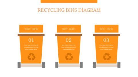 플라스틱 오염이 증가하고 있습니다 슬라이드 템플릿_36