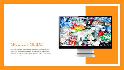플라스틱 오염이 증가하고 있습니다 슬라이드 템플릿_39
