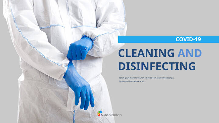 COVID-19 Cleaning and Disinfecting PowerPoint Presentations_01