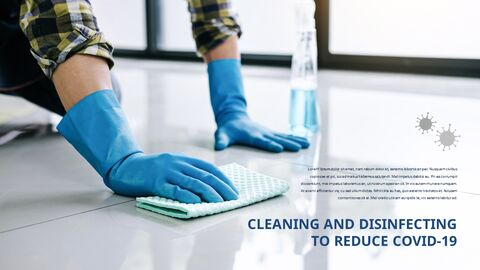 COVID-19 Cleaning and Disinfecting PowerPoint Presentations_19
