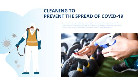 COVID-19 Cleaning and Disinfecting PowerPoint Presentations_25