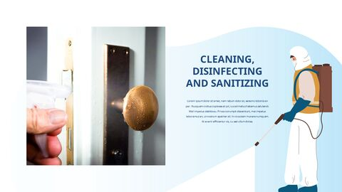 COVID-19 Cleaning and Disinfecting PowerPoint Presentations_26