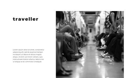 Train photo portfolio Presentations PPT_13