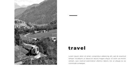 Train photo portfolio Presentations PPT_14