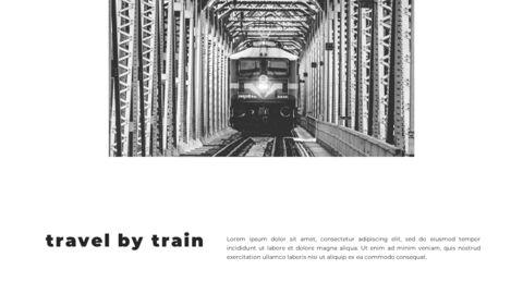 Train photo portfolio Presentations PPT_15