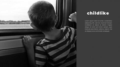 Train photo portfolio Presentations PPT_26