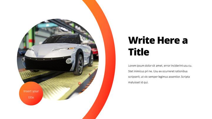 자동차 산업 비즈니스 프레젠테이션 템플릿_02