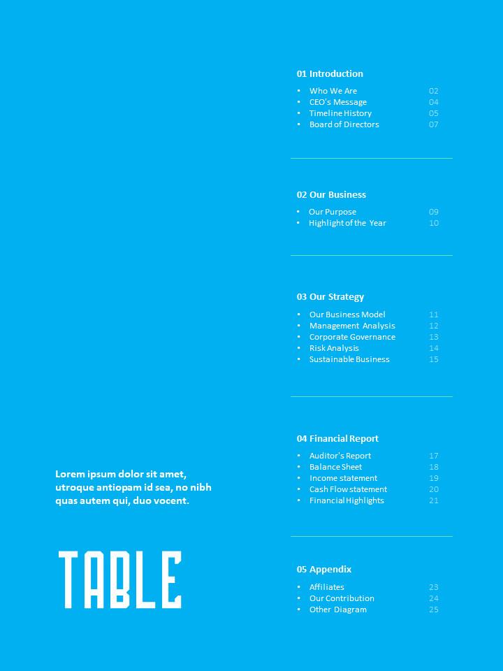 병원 사업 연례 보고서 심플한 Google 프레젠테이션_02