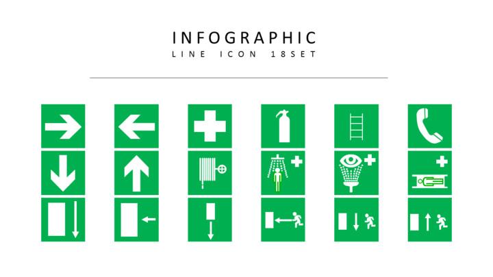 18 인포 그래픽 벡터 아이콘 세트_01