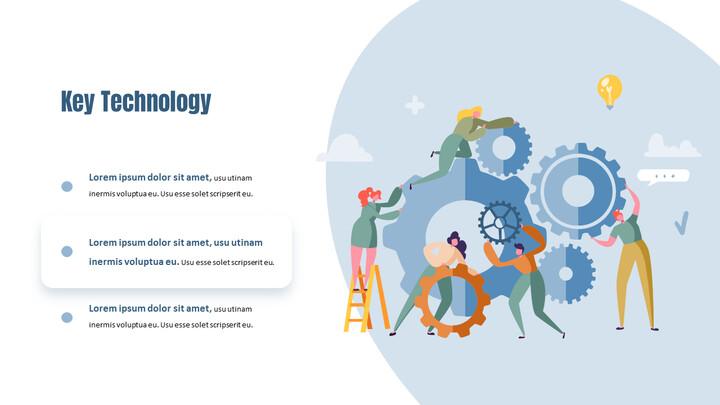 핵심 기술 PPT 슬라이드_01