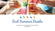 여름 음료 파워포인트 템플릿_06
