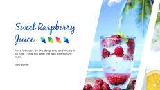 여름 음료 파워포인트 템플릿_09