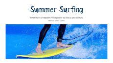 서핑 파워포인트 템플릿_13