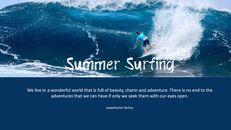 서핑 파워포인트 템플릿_14