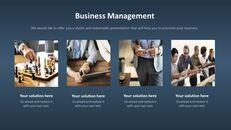 비즈니스 서비스 프레젠테이션용 PowerPoint 템플릿_05