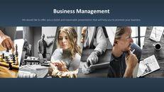 비즈니스 서비스 프레젠테이션용 PowerPoint 템플릿_06