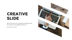 창의적인 사업 슬라이드 프레젠테이션_27
