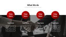 비즈니스 스타트업 PowerPoint 템플릿 디자인_15