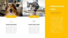 애완 동물 프레젠테이션용 PowerPoint 템플릿_03