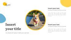 애완 동물 프레젠테이션용 PowerPoint 템플릿_05