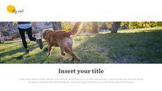 애완 동물 프레젠테이션용 PowerPoint 템플릿_08