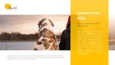 애완 동물 프레젠테이션용 PowerPoint 템플릿_23