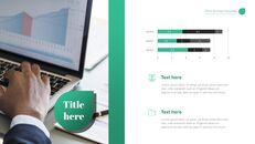 사무실 사업 프레젠테이션용 PowerPoint 템플릿_06