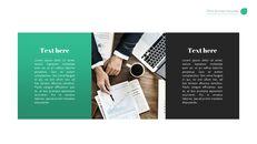 사무실 사업 프레젠테이션용 PowerPoint 템플릿_09