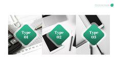 사무실 사업 프레젠테이션용 PowerPoint 템플릿_12