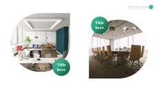 사무실 사업 프레젠테이션용 PowerPoint 템플릿_17