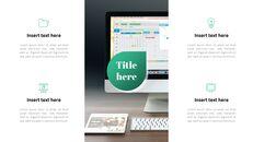 사무실 사업 프레젠테이션용 PowerPoint 템플릿_18