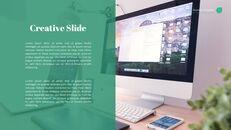 사무실 사업 프레젠테이션용 PowerPoint 템플릿_21