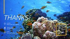 수중 세계 구글슬라이드 템플릿_59