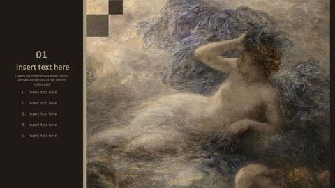 "Henri Jean Theodore Fantin Latour \""LA Nuit\"" - 무료 디자인 템플릿_03"