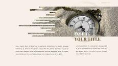시계 프레젠테이션을 위한 구글슬라이드 템플릿_10