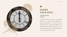 시계 프레젠테이션을 위한 구글슬라이드 템플릿_15
