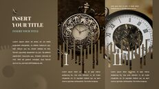시계 프레젠테이션을 위한 구글슬라이드 템플릿_30