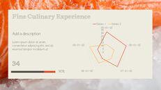 훌륭한 요리(퀴진) PowerPoint 프레젠테이션 템플릿_07