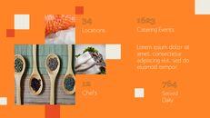 훌륭한 요리(퀴진) PowerPoint 프레젠테이션 템플릿_09